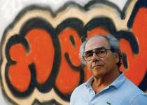 Portrait Jean Baudrillard